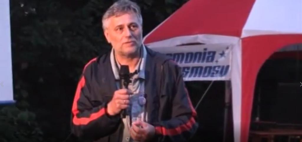 Janusz Zagórski o ruchu społecznym  DOSYĆ  (część 1 z 2)