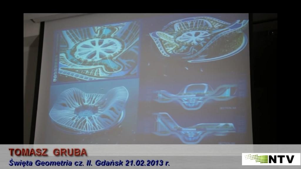 Święta Geometria cz. II. – Tomasz Gruba