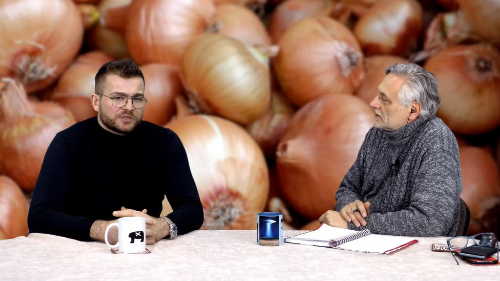 Żywność bez pestycydów – Jakub Sobecki