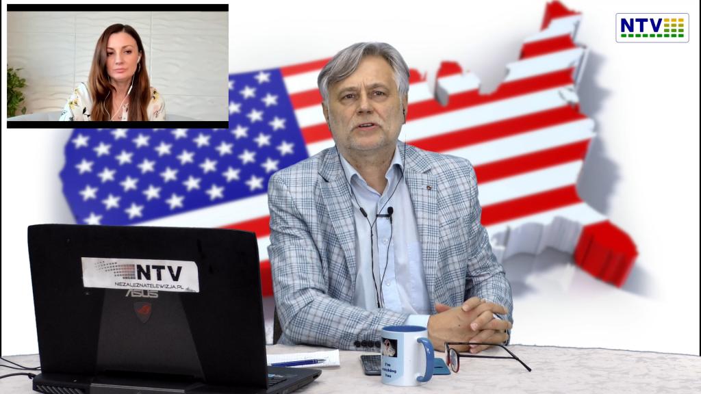 Amerykański wywiad elektroniczny kontra CIA – Zmagania o władzę w Ameryce – Ewelina Frihauf