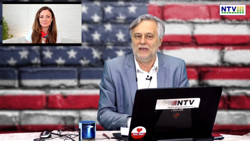 Czy Trump ostatecznie przegrał – Ewelina Frihauf