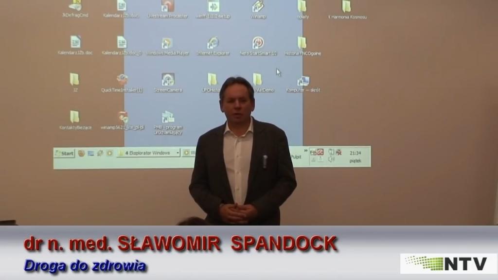 Droga do zdrowia – Sławomir Spandock – X Harmonia Kosmosu
