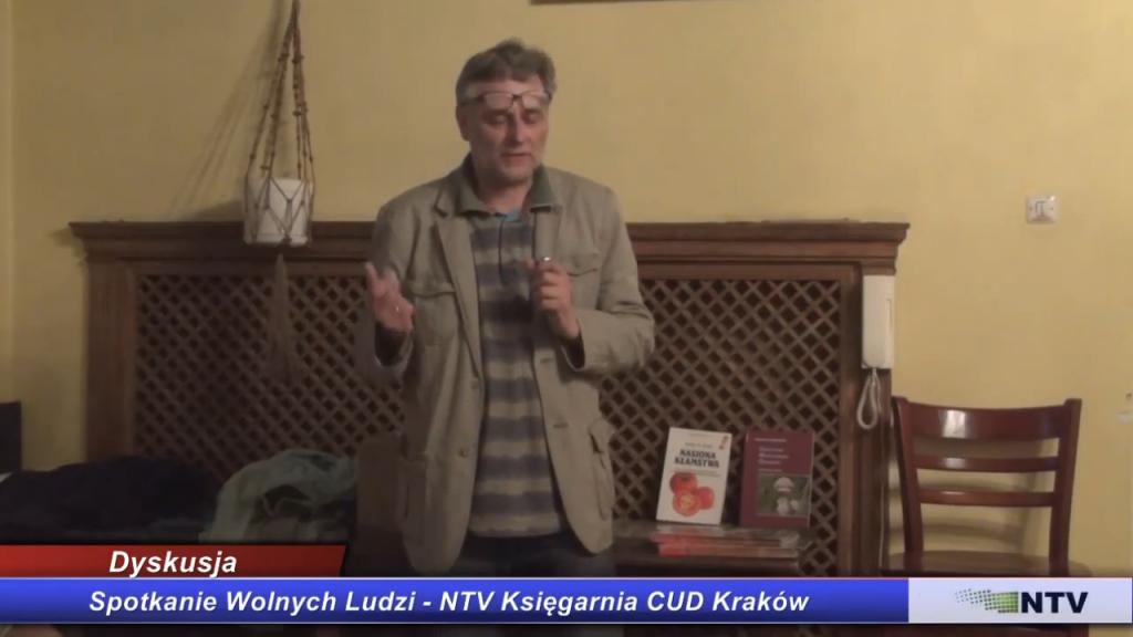 Dyskusja cz. II – Spotkanie Wolnych Ludzi, Kraków – 7.05.2013