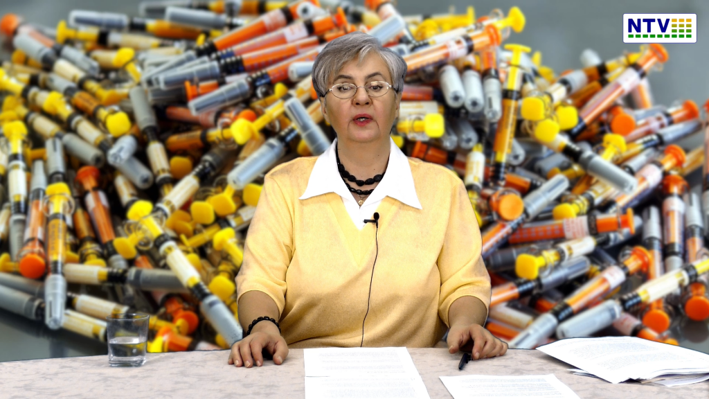 EX-Dyrektor Pfizera o szczepionce swojej byłej firmy – Ewa Pawela