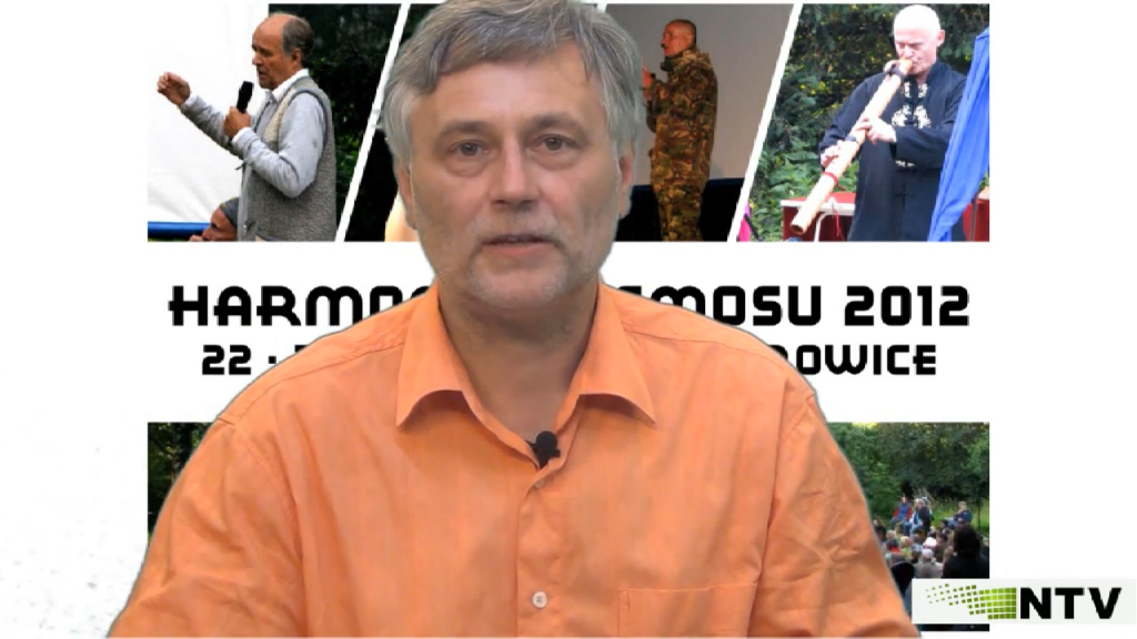 Harmonia Kosmosu 2012 – Jan Pokrywka