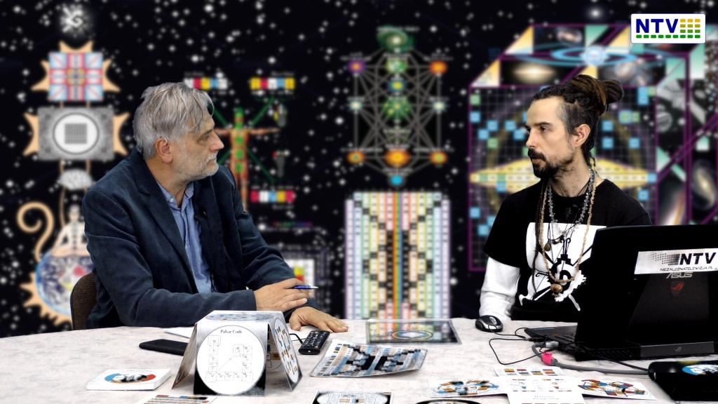 Kosmologia majów a czasy przełomu – Jarosław Kasperius