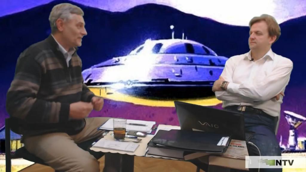 UFO Oni już tu są!