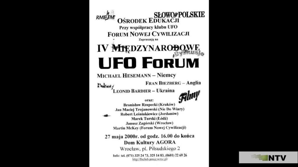 UFO Oni już tu są! – 30.11.2012