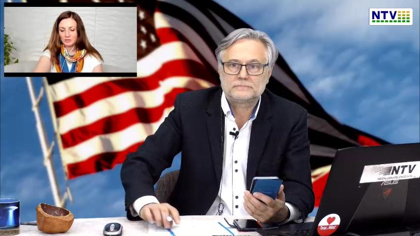 USA – Atmosfera sięga zenitu – Ewelina Frihauf