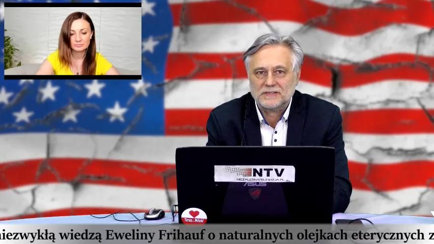 USA – Nowe sensacje od Simona Parksa – Ewelina Frihauf