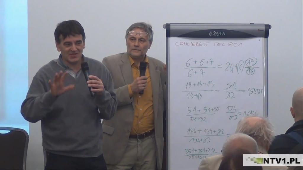 Złota proporcja, wartości doskonałe – Ireneusz Bazan – X Harmonia Kosmosu