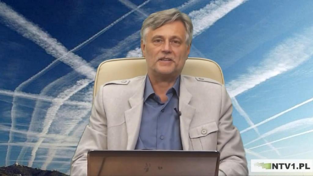 Akcja monitoringu chemtrails – Janusz Zagórski