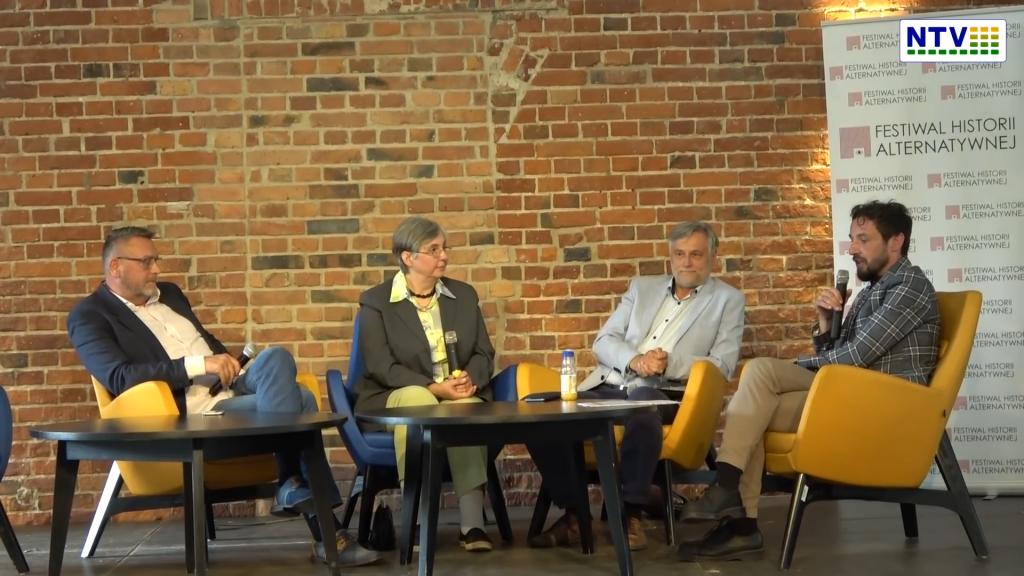 Czy zmierzamy do światowej dyktatury – Janusz Zagórski, Ewa Pawela, Dariusz Brzozowiec, P. Maszkowski