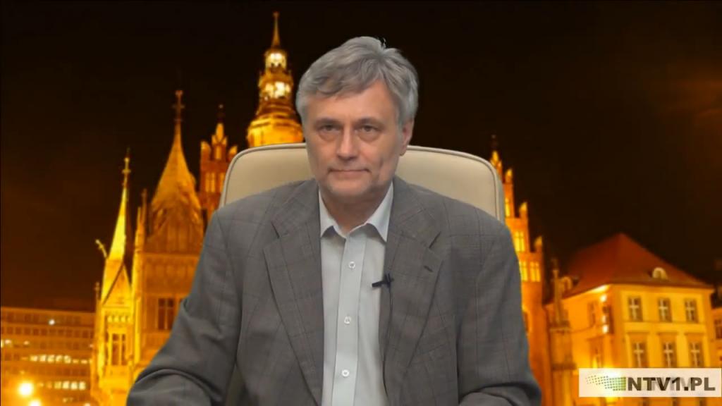 Informacja redakcyjna NTV – Janusz Zagórski