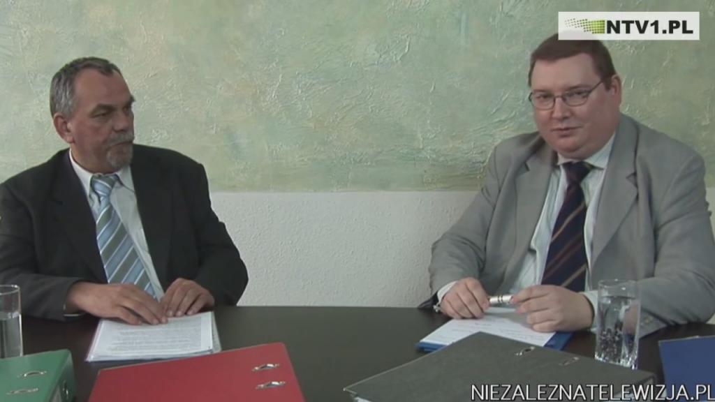 Lech Wydrzyński i Maciej Lisowski