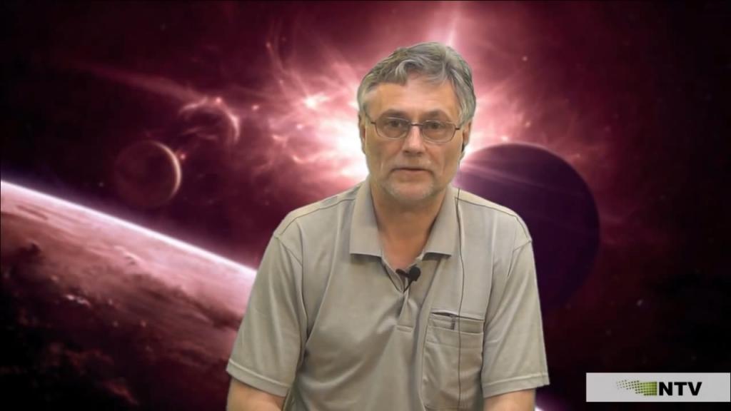 Mars jakiego nie znamy – Danuta Sharma