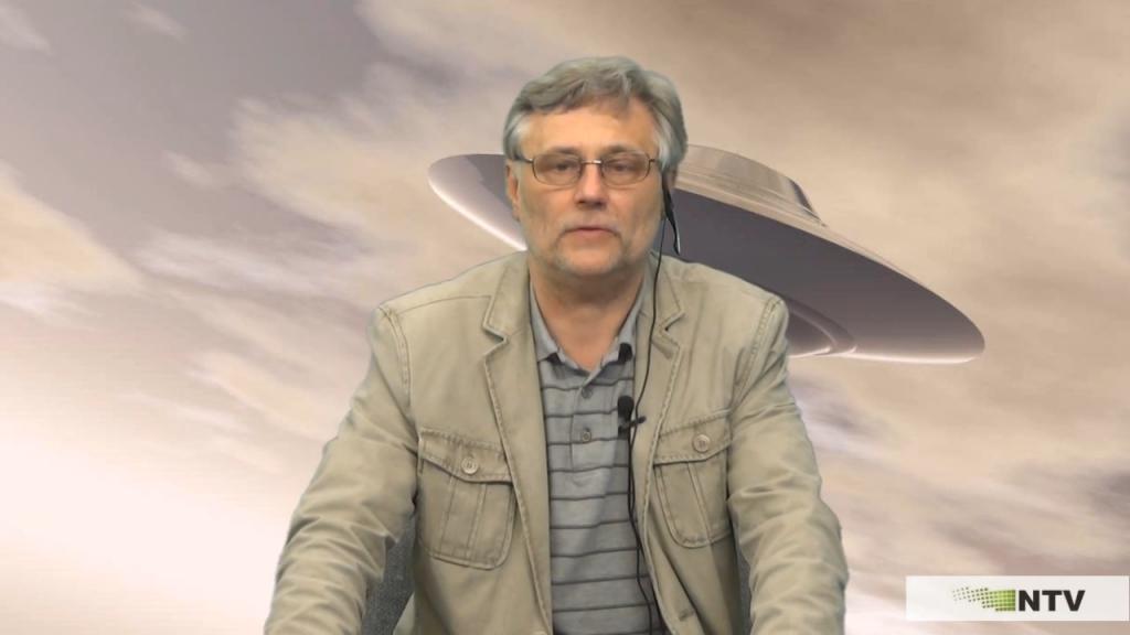 Medytacje a manifestacje ufo – Waldek Czarnetzki