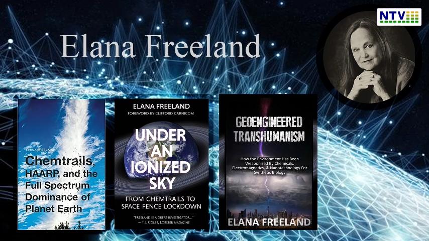 Międzynarodowy dzień walki z kontrolą umysłu – Elana Freeland