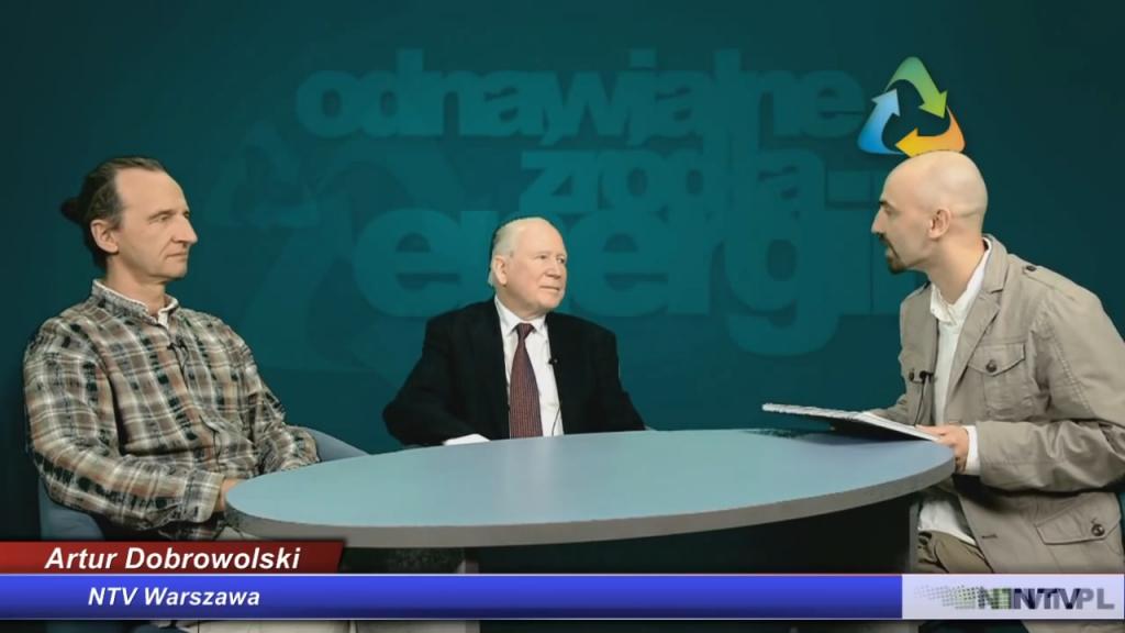 OZE — Wywiad z ministrem środowiska Michałem Nowickim