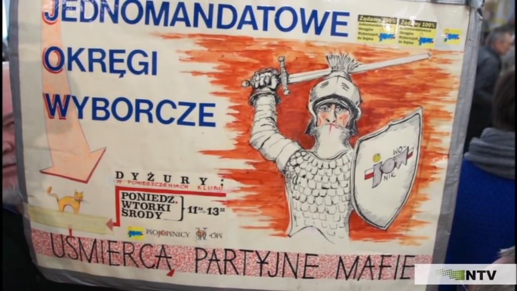 Platforma Oburzonych – Gdańsk, cz. I.