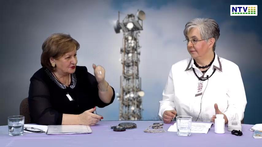Promieniowanie elektromagnetyczne. Metody zapobiegania – Krystyna Maciąg i Ewa Pawela