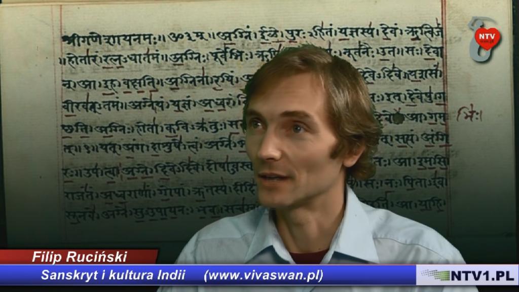 Sanskryt i kultura Indii – Filip Ruciński