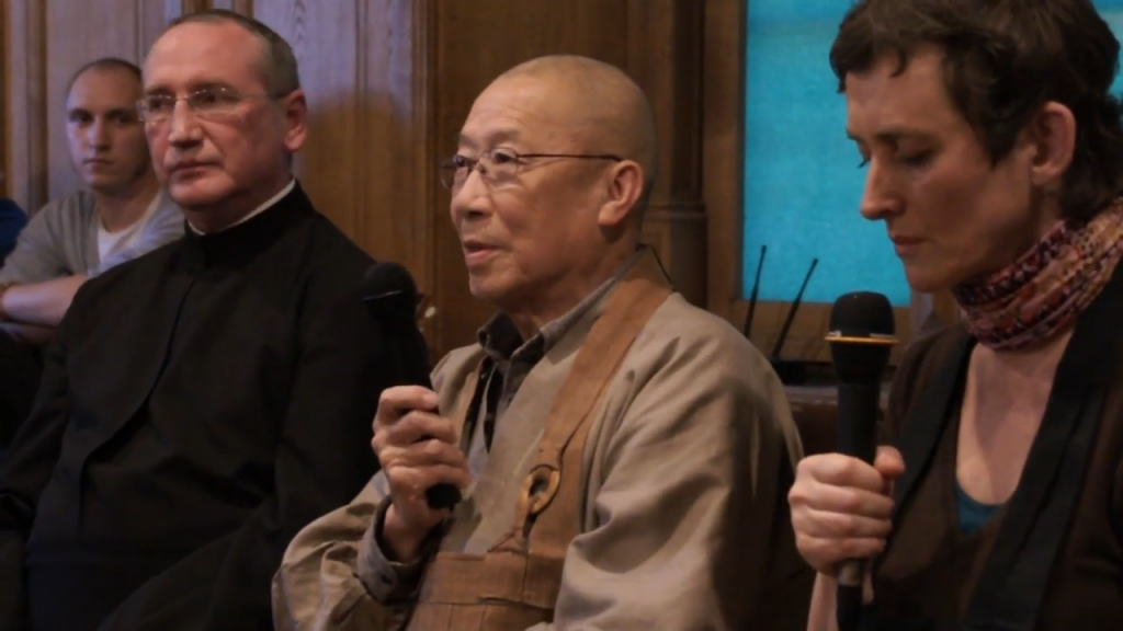 Spotkanie z Mistrzem Zen – cz I