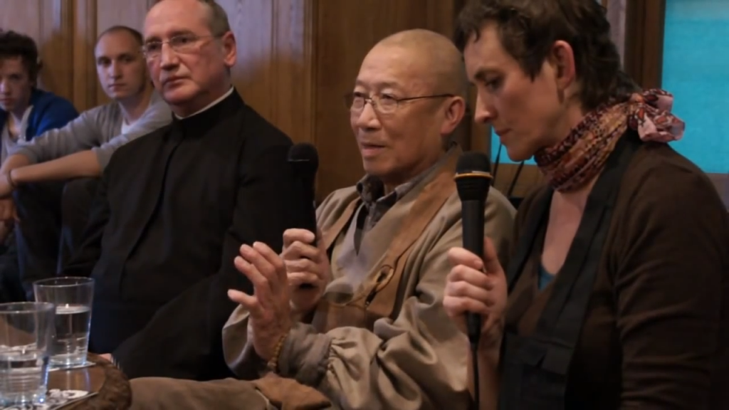 Spotkanie z Mistrzem Zen – cz II