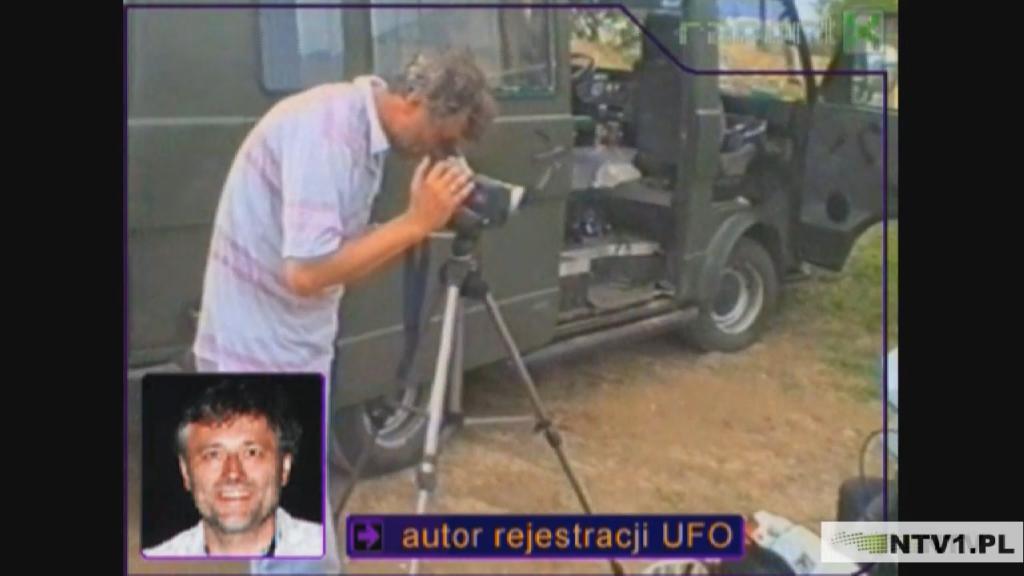 UFO nad Wylatowem  – materiał archiwalny
