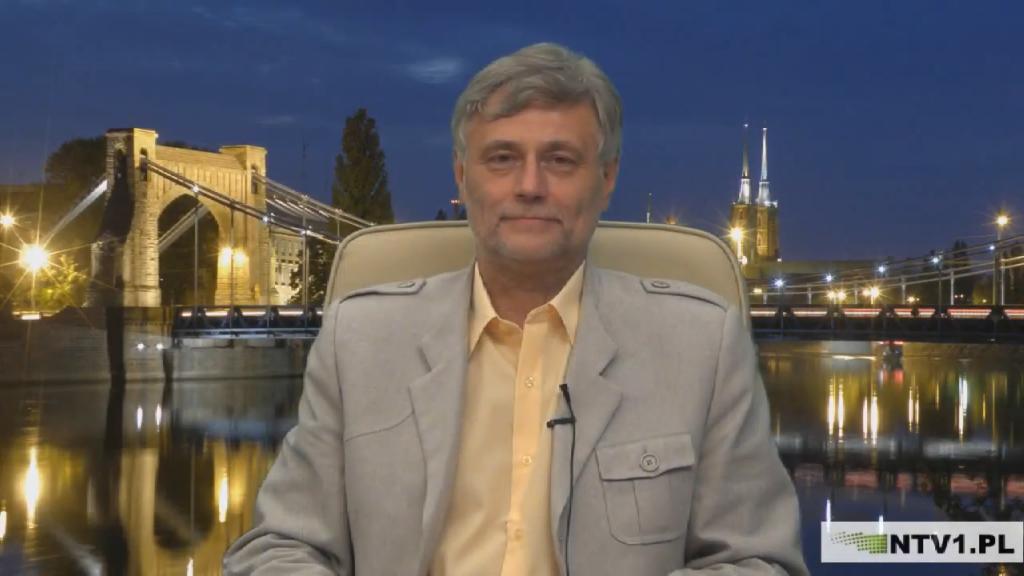 Zapowiedź bloku wieczornego – Janusz Zagórski – 26.09.2013