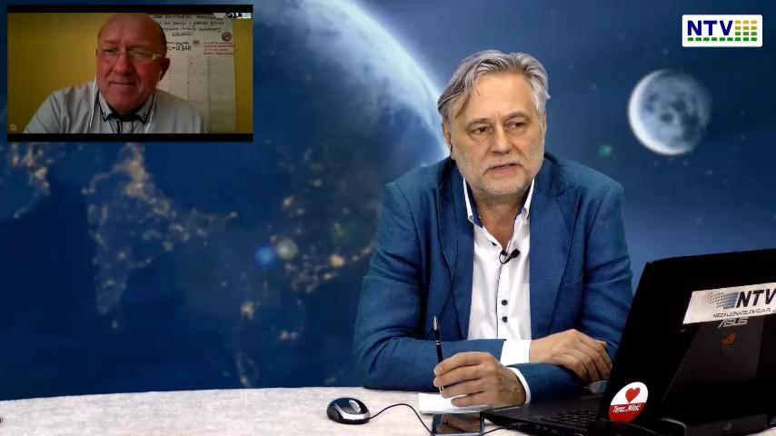 Ziemia z perspektywy gwiezdnego myślenia – Andrzej Wanko