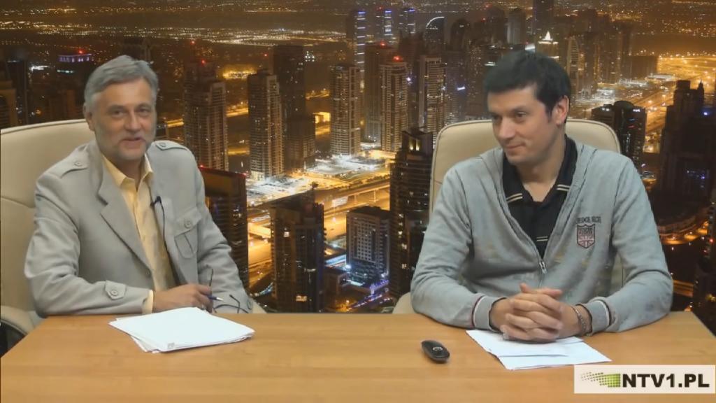 Z wizytą w Dubaju – Marcin Osman