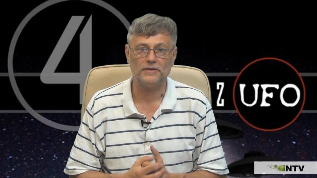 4 Wczasy z UFO i NTV – Janusz Zagórski