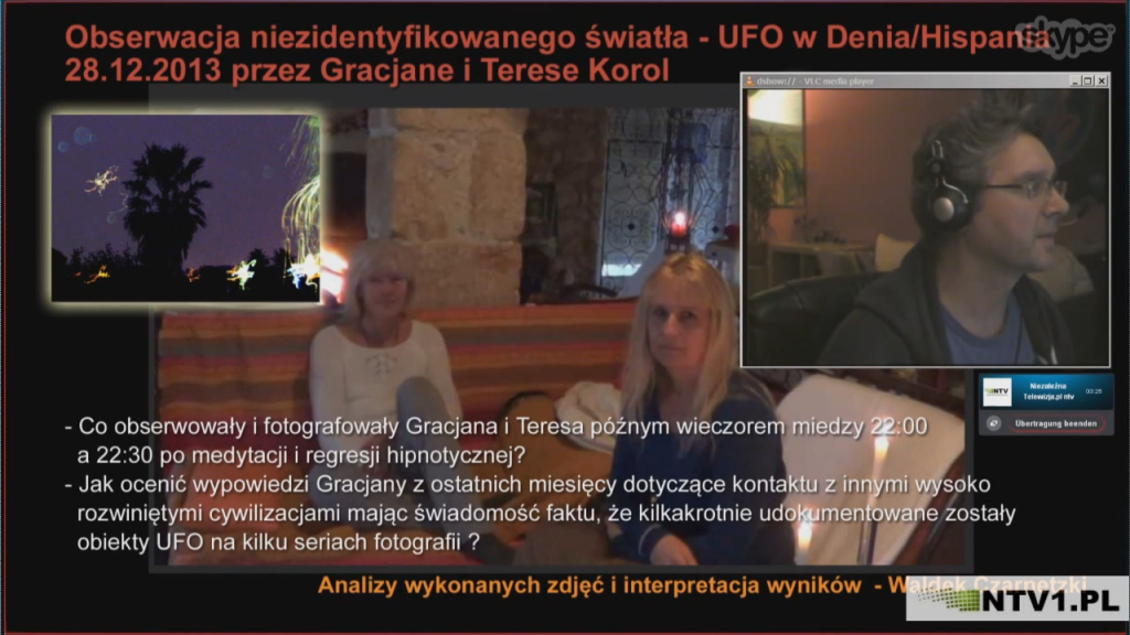 Analiza zdjęć ufo – Waldemar Czarnetzki