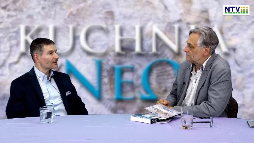 Dlaczego ludzie zaczęli chorować – dieta która czyni człowieka zdrowym – rozmowa z Jackiem Safutą