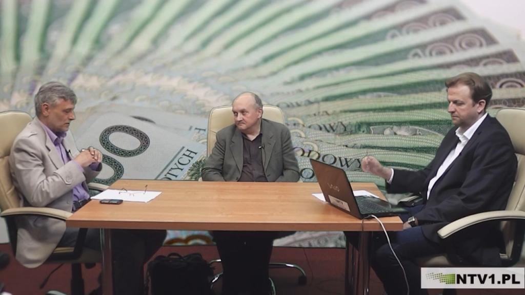 Gość w studio NTV – Janusz Lewicki
