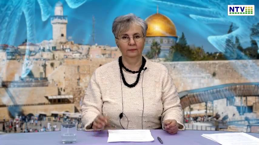 Izrael ziemią zaszczepionych – Ewa Pawela