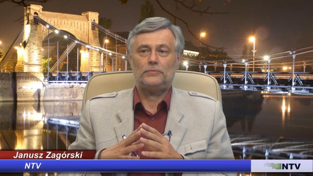 Komunikaty bieżące NTV – Janusz Zagórski