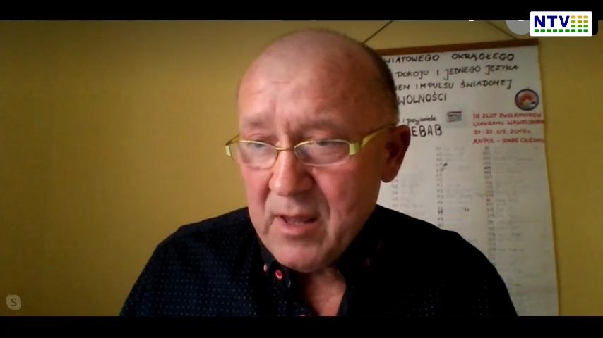 Koncept kosmicznej uniwersalnej świadomości – Andrzej Wanko