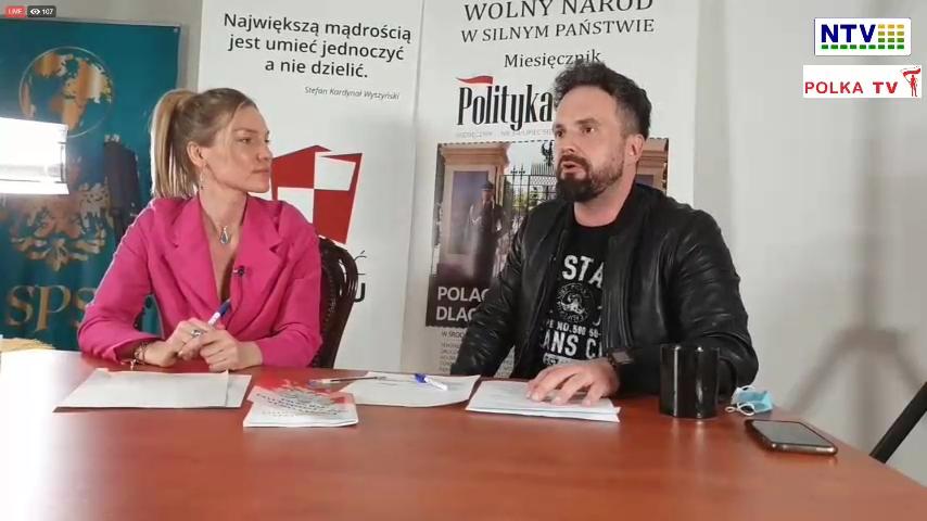 Kulisy zatrzymania i uwolnienia Adriana Szymczyka – Prowadzi Dominika Dominiak