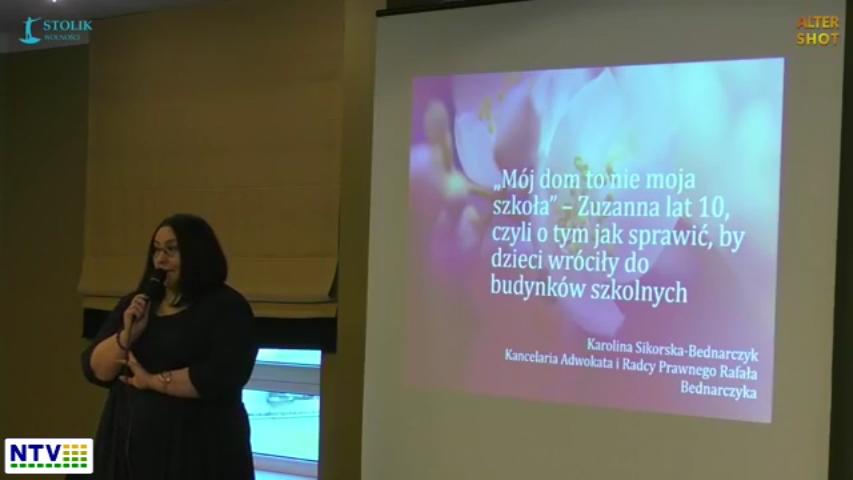 """""""Dzieci wracają do szkół"""" – konferencja w Gdyni"""