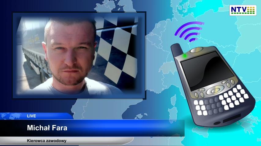 Przymusowe testy kierowców zawodowych na granicach – Michał Fara