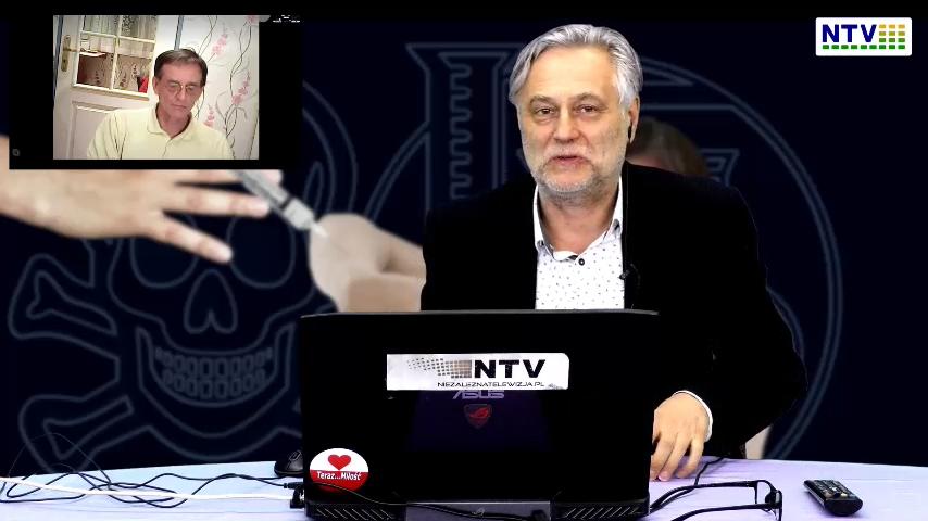 Skarga o uznanie szczepionki za broń biologiczną – Mariusz Najda