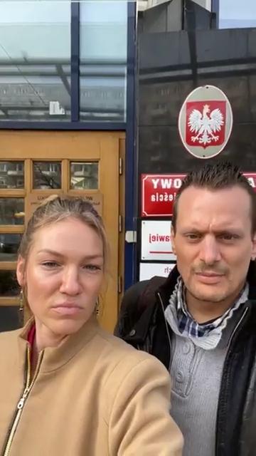 Sprawa Sądowa Adriana Szymczyka relacja spod sądu Rejonowego w Warszawie