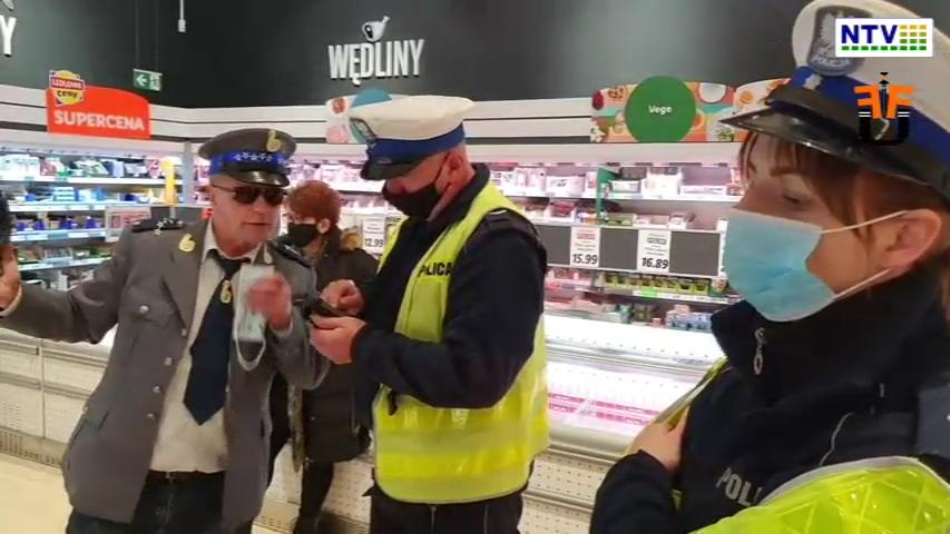 Teraz sprawdzenie żywności w sklepie Biedronka cz.1
