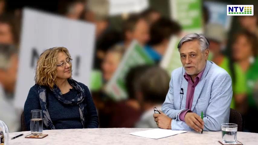 Wokół protestów i covidowych szczepień – Katarzyna Bross – Walderdorff