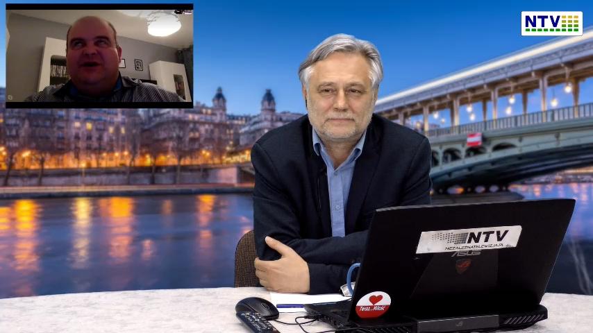 Aktualna sytuacja we Francji – Zbigniew Stefanik