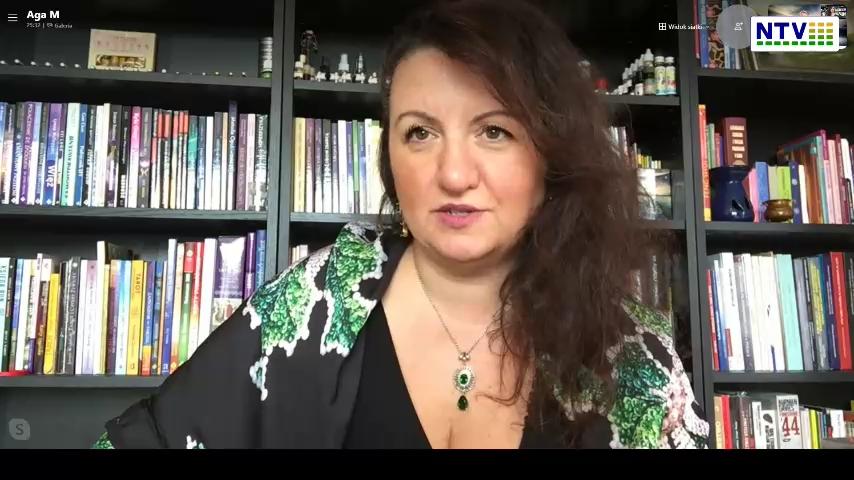 Kartami zaglądamy w przyszłość – Dr Agnieszka Malczewska-Błaszczyk