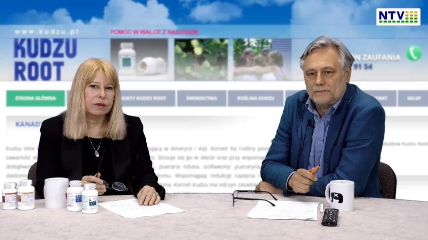 Kudzu w czasach plandemii – Jadwiga Kalinowska-Kowalik