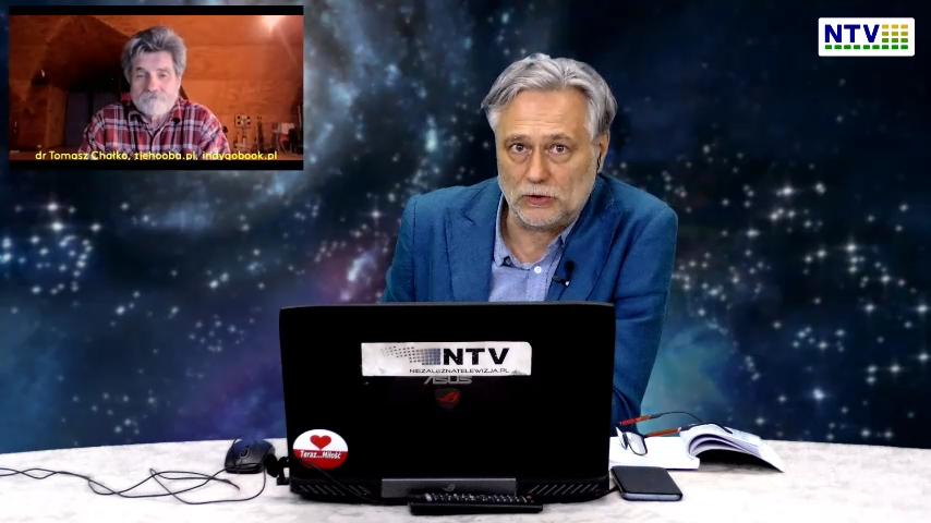 """""""Misja"""" Desmarquet – Życie inteligentne w galaktyce – Tomasz Chałko"""